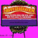 Bunga papan wisuda. untuk pemesanan silahkan hubungi kami Wa 081398091127