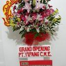 Bunga standing, untuk pemesanan hubungi kami Wa 083808653389 www.fielaflorist.com/