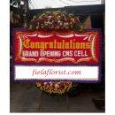 Bunga papan congratulations sangat memeriahkan perayaan tahunan Anda.