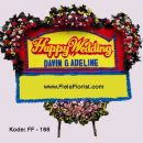 Beli bunga papan murah jakarta hanya di fielaflorist.com