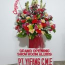 Bunga Standing Jakarta