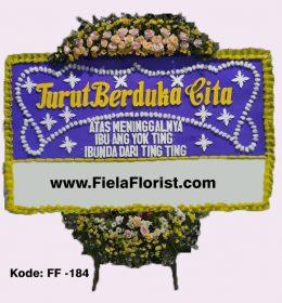 Bunga Papan Duka Cita Jakarta