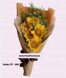 Keunikan Bunga Matahari