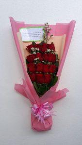Buket Bunga Mawar Paling Disukai Wanita
