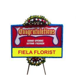 Papan Bunga Congratulation